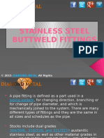 Stainless Steel Buttweld Fittings Manufacturers,Supliers,Dealers,Ahmedabad