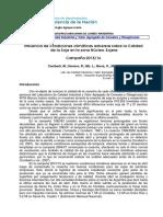 Informe Calidad Soja Inta Marcos Juárez