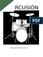 A Percusión