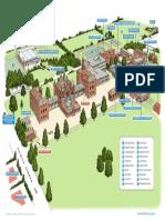 Dulwich College Campus Map