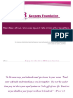 her keepers foundation booklet