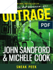 Outrage by John Sandford & Michele Cook
