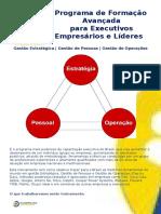 Programa de Formação Avançada Para Executivos - Empresários e Líderes - A Maestria Da Gestão de Resultados