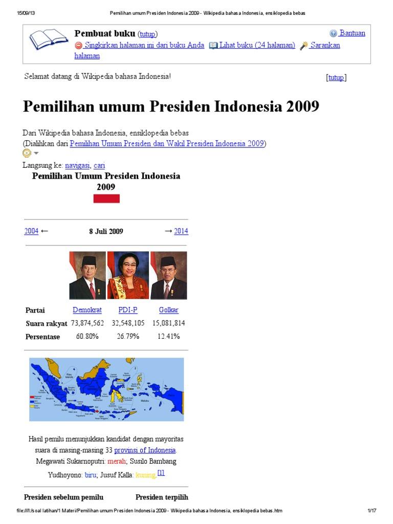 Pemilu Indonesia  Viral News