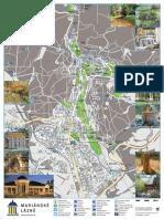 Marianske Lazne Marienbad Map