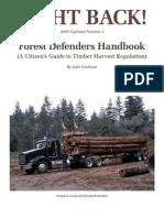 Forest Defenders Handbook