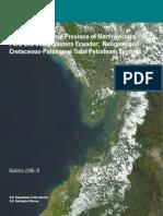 The Progreso Basin Province of Northwestern Peru, Higley 2006