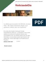 """El Líbero - La Última Provocación de Alfredo Jocelyn-Holt_ """"en Chile Podríamos Llegar a Un Gobierno Militar, Pero de Izquierda"""" - #NoticiasdelDía"""
