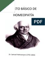 Primera Ley Homeopatia