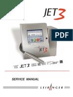 JET3 Service Manual Alinemiento