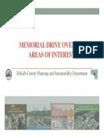 memorial drive overlay stakeholders presentation 06302016