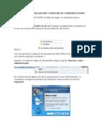Manual de Actualizacion y Apertura de Cuadernos Soaps 2013