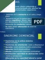 Demencias Alzheimer