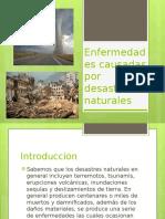 Enfermedades Producidas Por Desastres