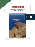 (25) Ciencia y MItología - Makemake