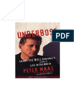 Underboss, Sammy the Bull Gravano's Story of Life in the Mafia