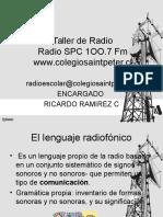 Presentacion Radio SPC