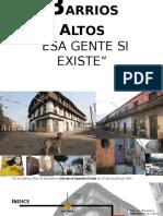 Ppt- Barrios Altos