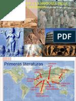 Introducción a La Historia de La Literatura Universal