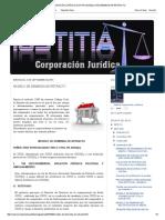 Corporación Jurídica Iustitia_ Modelo de Demenda de Retracto