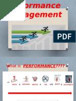 Performance Management New