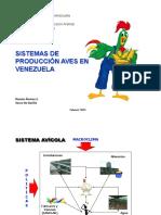 Sistema de Aves VZLA