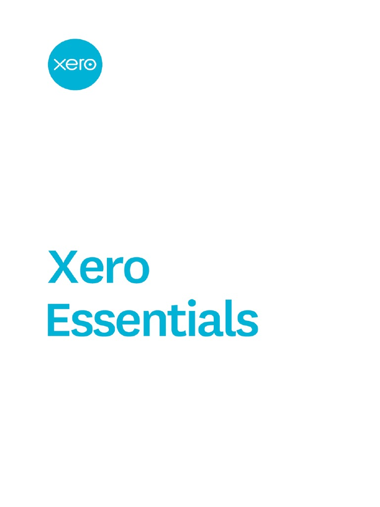 Nz xero essentials attendee notes debits and credits invoice 1betcityfo Gallery