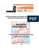 Apostila Em Reforma Psiquiátrica