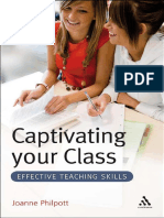 Captivating Your Class-Effective Teaching Skills (2009)
