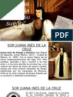 El sueño de Sor Juana Ines de la Cruz