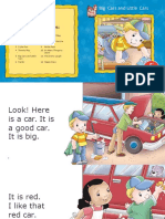 Early Bird Reader 5 - Big Cars and Little Cars