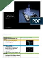 stappenplan hologram