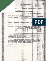 Summary of Nazi Actvities in Arg 23oct41