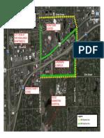 Highland Avenue Detour Map Revised Compressed 05-02-16