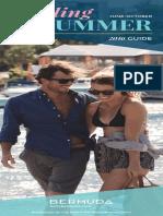Sizzling Summer Brochure 2016