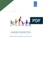 Actividad Física Para Personas Con Discapacidad