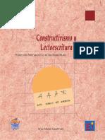 Constructivismo y Lectoescritura