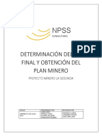 Proyecto Mina La Segunda
