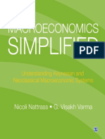 Macroeconomics Simplified Understanding