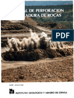 Manual de Perforacion y Voladura de Rocas España