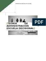 Monografia Teoria Decisional
