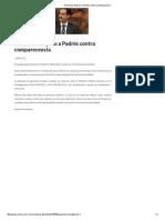04/07/16 Desechan amparo a Padrés contra comparecencia -Critica