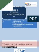 Parte 5 Estudio Económico
