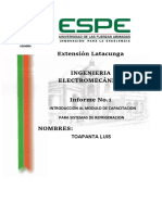 Informe 1 Modulo de Capacitacion
