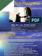 SESION 1 Gerencia Financiera UAP