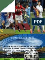 Historia Del Futbol (1)