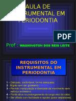 Instrumental de Periodontia