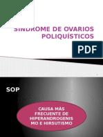 Síndrome de Ovarios Poliquísticos