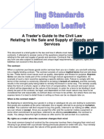 Trader s Guide to the Civil Law -Dec04