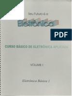 I - Curso Básico de Eletrônica Aplicada (Básica)